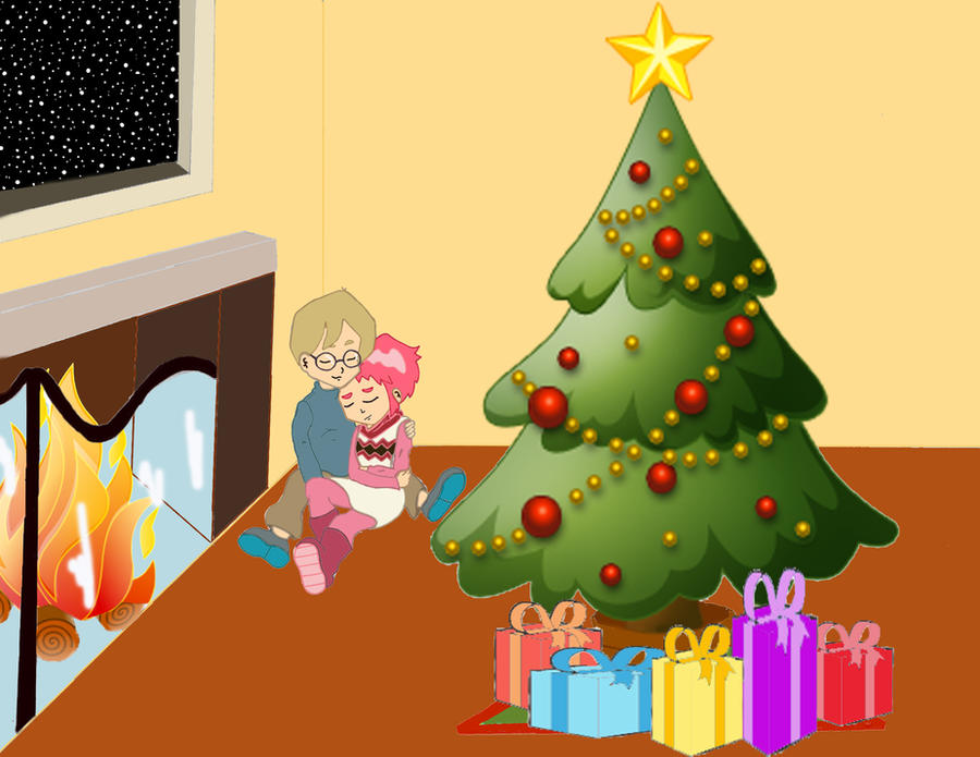 A Jerlita Christmas by Lyoko32
