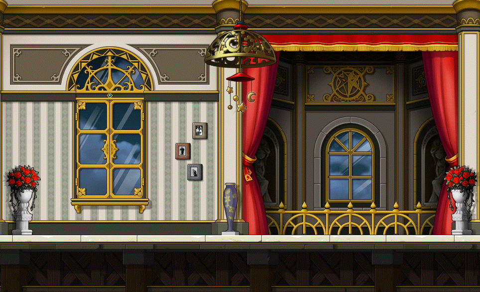 Fancy looking upstairs Custom Background by EightQueens on ...