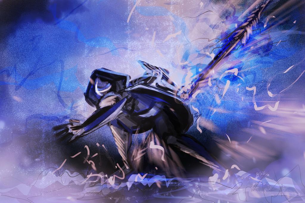 Hunter Nightstalker By Krayzieness Deviantart – Migliori Pagine da