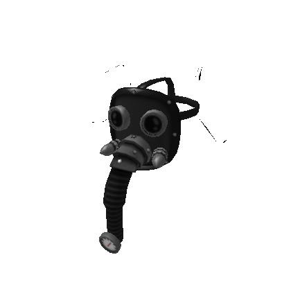 Roblox Elephant Gas Mask By Xxdemithegreatxx On Deviantart