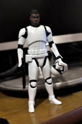 Fin Custom Figure