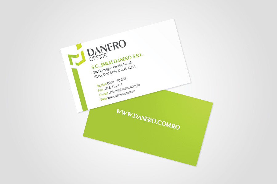 Danero Office Business Cards by Clawdiu on DeviantArt
