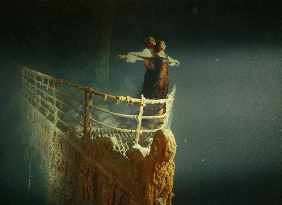 Ghosts of Titanic: I'll never let go by pathetickid04 on ...