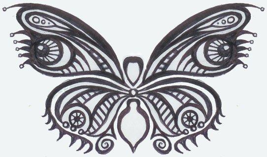 flutterby by littlemissstoner