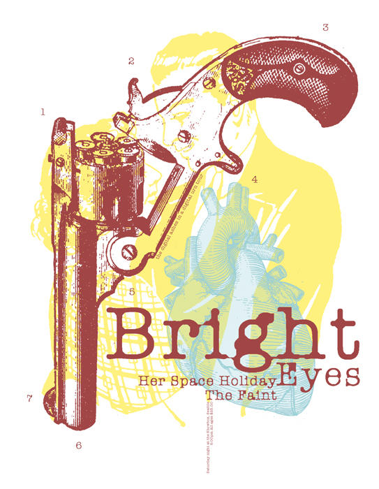 "Bright Eyes ""after the fact"" by shanelong"