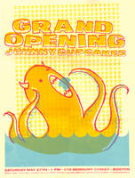 Johnny Cupcakes Grand Opening by shanelong