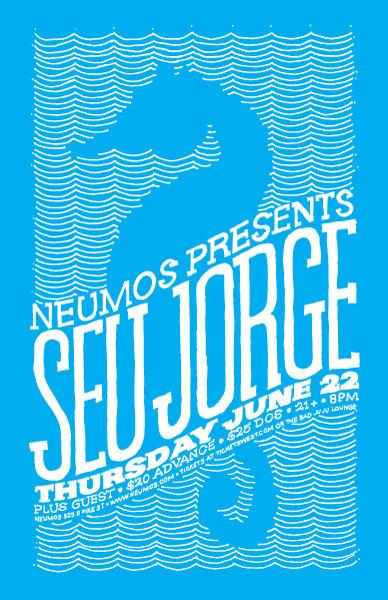 Seu Jorge by shanelong