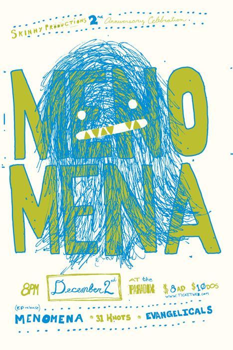 Menomena by shanelong