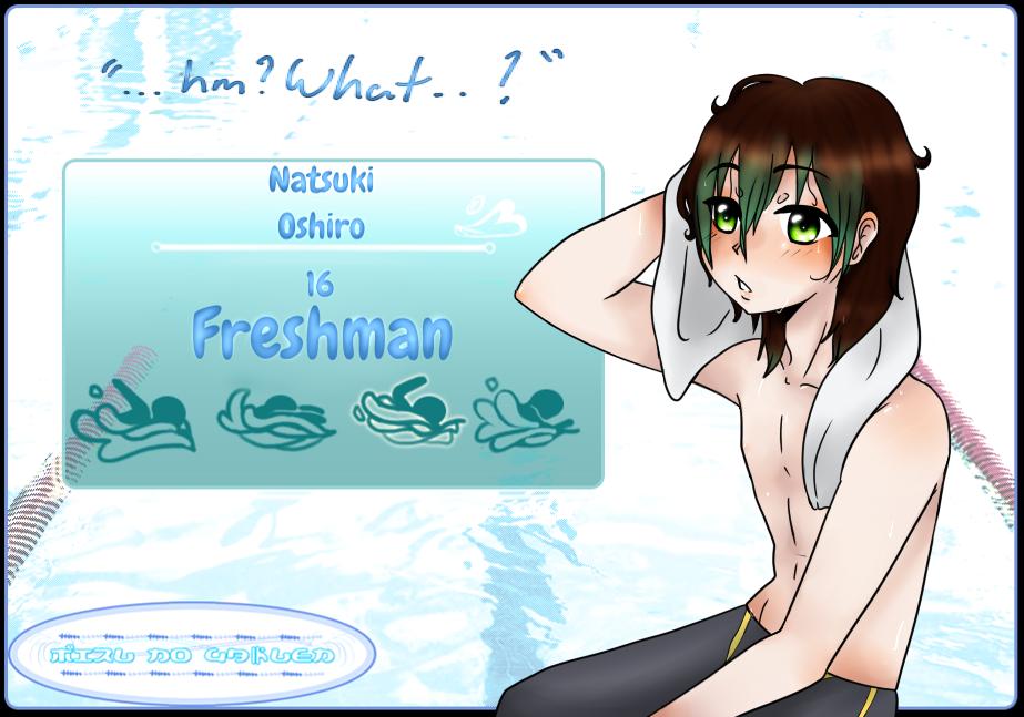 MnG: Oshiro, Natsuki .::OLD::. by 101waterprincess