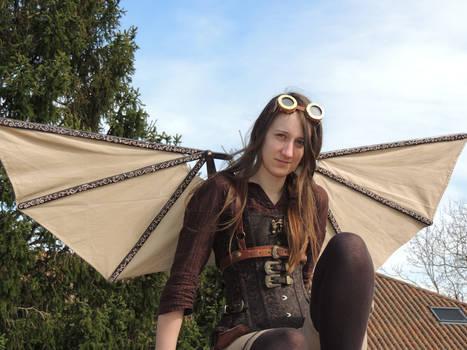 Steampunk Wings 3