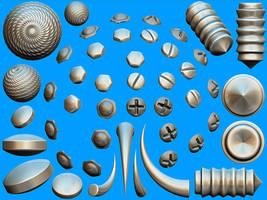 Misc Objects 005 by pixelchemist-stock