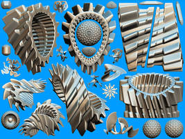 Misc Objects 009 by pixelchemist-stock