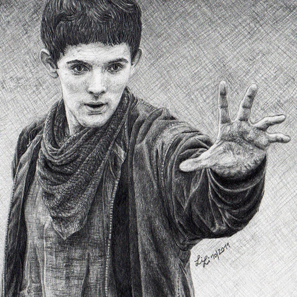 Merlin by Lorien79