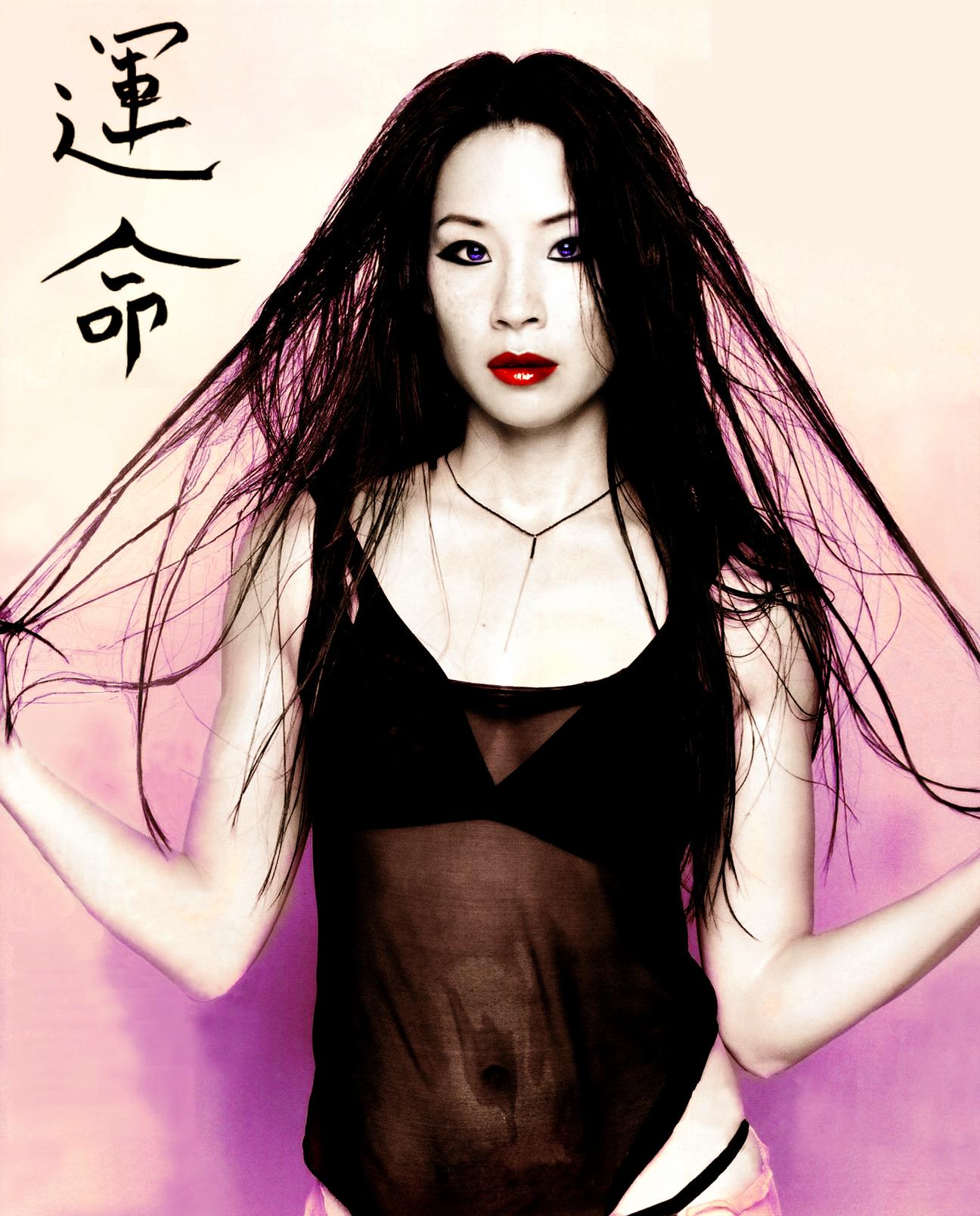Lucy Liu style Geisha by ChiccoArt Lucy Liu style Geisha by ChiccoArt