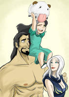 League of Family by smilingDOGZ