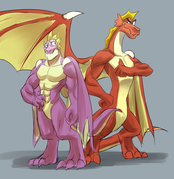 dragon_bros_request_by_dogz777-d6yqinf.png