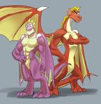 Dragon Bros Request
