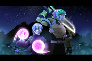 The Magi and The Warrior