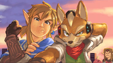 Smash Selfies by OhDarnnitJerry