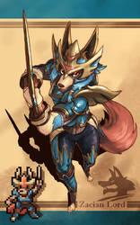 Pokemon Zacian Lord