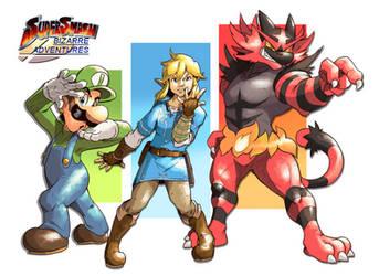 Super Smash Br-izzare Adventures