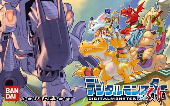 Digimon X Sa.Ga