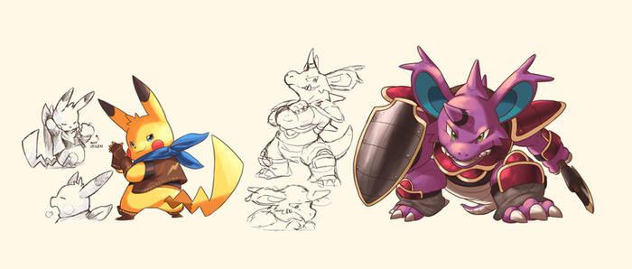 Some RPG called Pokemon
