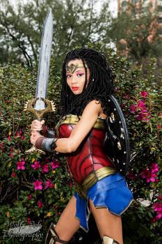 Ma Petite Cosplay - Wonderwoman
