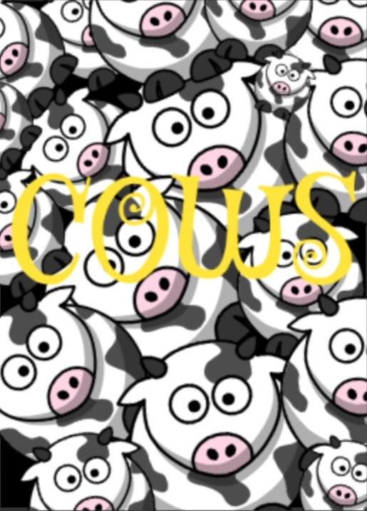 Cows, Cows, COWS!!! by Ask-NekoAlabama