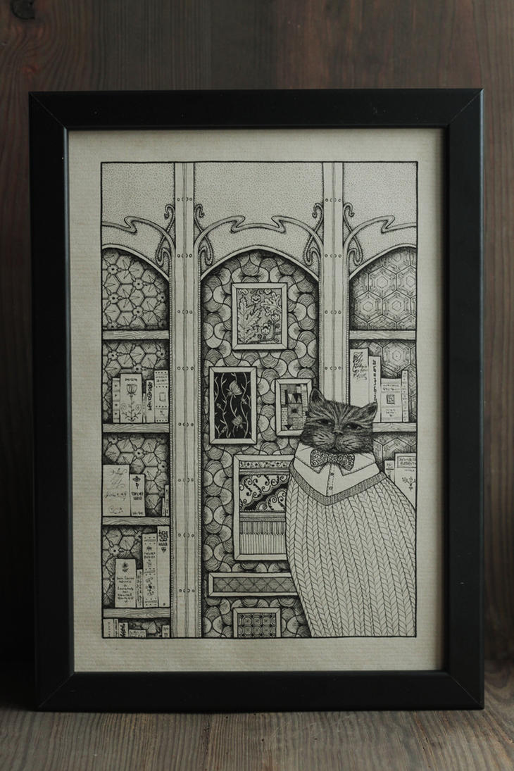 William Mrruczys by karolina-g
