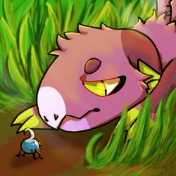 [MP: Doodle Prompt] Bugs? by Pastel-Xoxiz