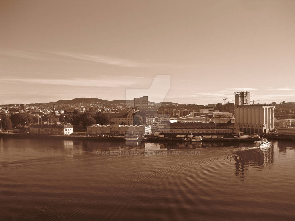 Norway Oslo Landscape Photography Print