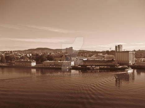 Norway Oslo Landscape Photography Print