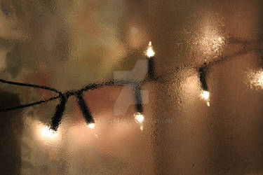 Fine Art Photography, Christmas, Abstract Print