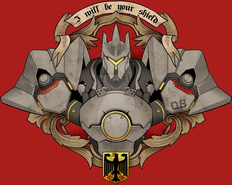 100% German power by DemonicSerpent101
