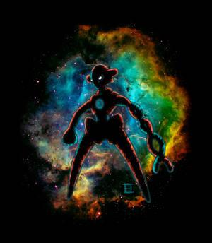 The Deoxys Nebula