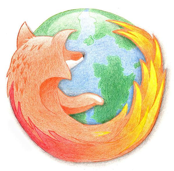 Firefox by takyoji