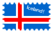 Iceland Stamp by AshtonSHellwig
