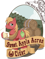 Sweet Apple Cider - Tee by Hydro-King