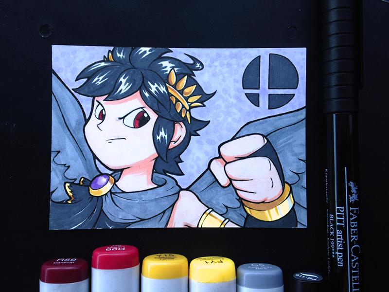 Dark Pit ATC by Hydro-King