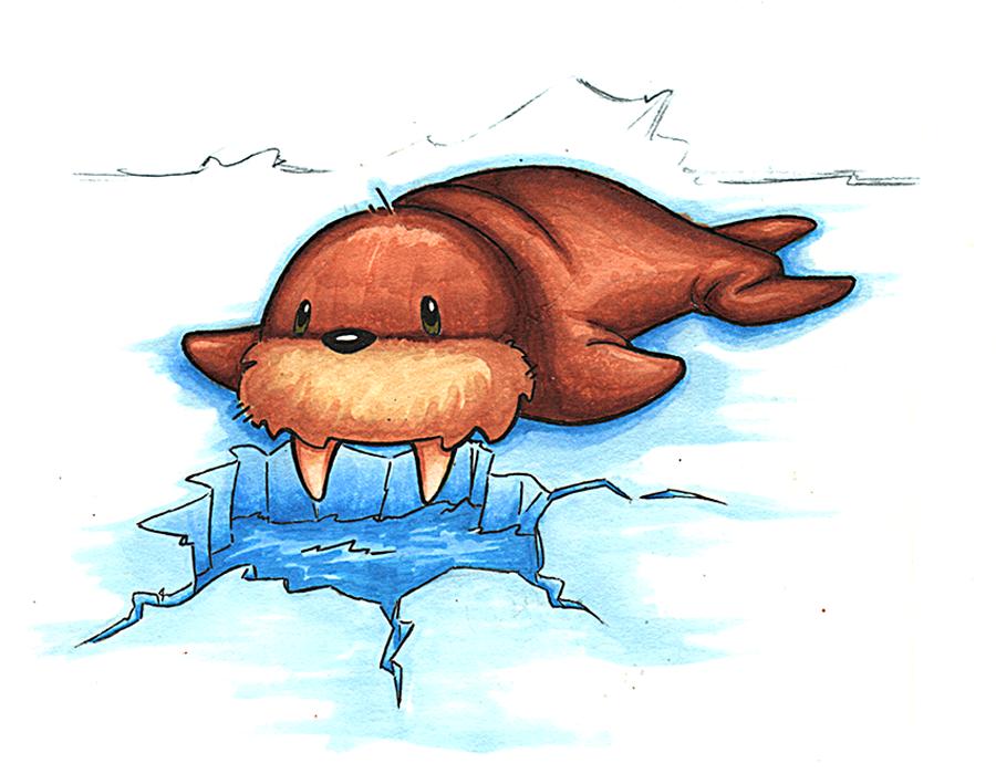 Walrus by Hydro-King