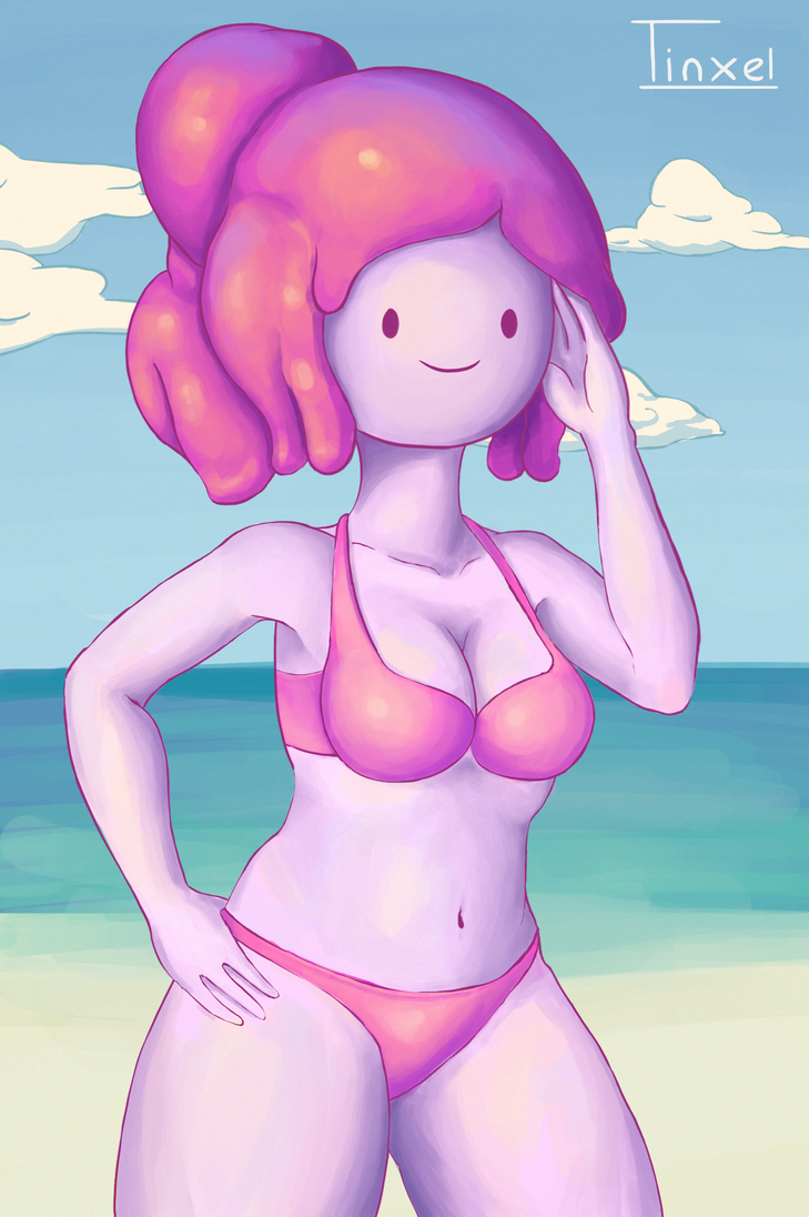 Princess Bubblegum's Vacation by Tinxel