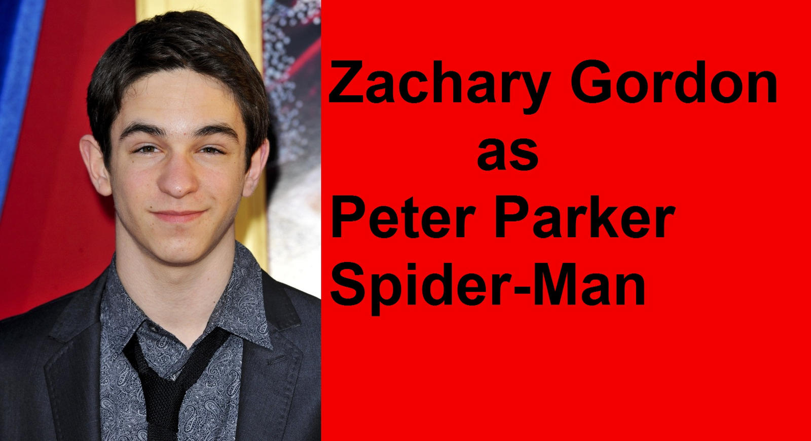 zachary gordon facebook