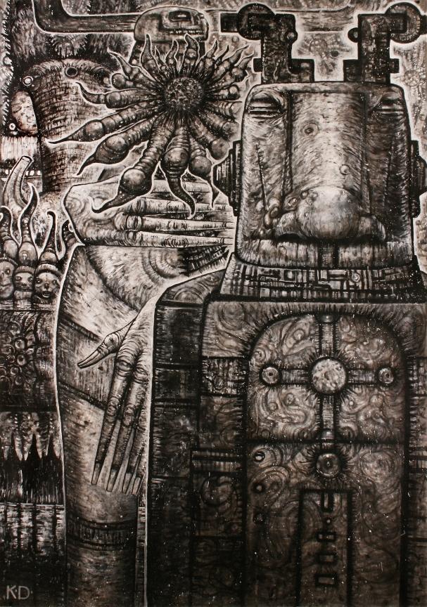 CATERPILLAR by kd-matheson