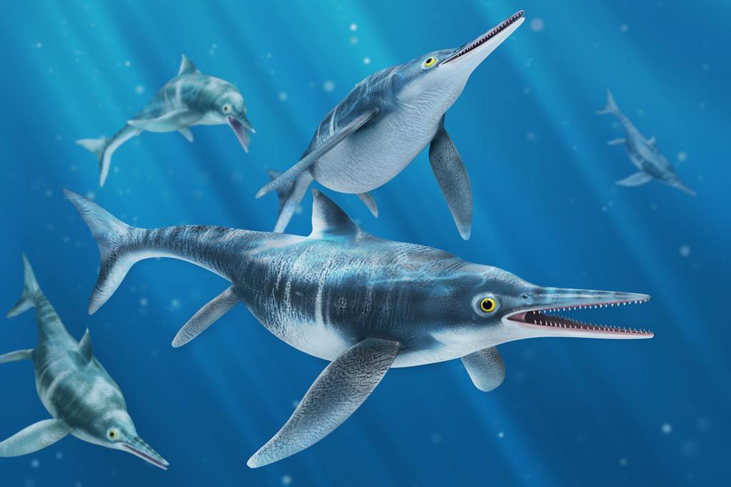 DDD: Fight 24- Platecarpus vs. Ichthyosaurus