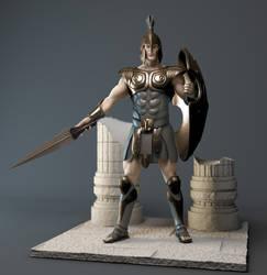 Aquiles The legend