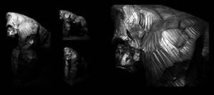 GorillaIII by JBVendamme