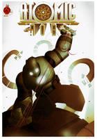 ATOMIC ROBO III by JBVendamme