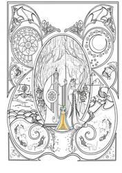 THE SECRET OF KELLS V by JBVendamme