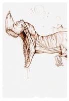Pub doodle Dino by JBVendamme